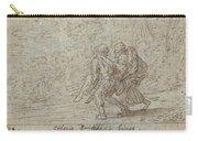 Silvio, Dorinda And Linco Carry-all Pouch