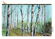 Simply Birches Carry-all Pouch