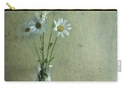 Simply Daisies Carry-all Pouch by Priska Wettstein