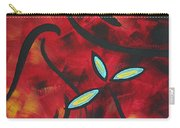 Simply Glorious 1 By Madart Carry-all Pouch by Megan Duncanson