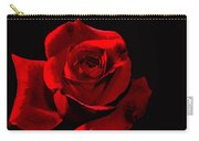 Simply Red Rose Carry-all Pouch