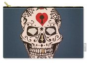 Sin Sugar Skull Carry-all Pouch