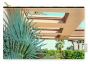 Sinatra Patio Palm Springs Carry-all Pouch