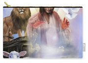 Since Before Abraham I Am Carry-all Pouch