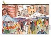 Sineu Market In Majorca 01 Carry-all Pouch
