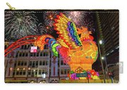 Singapore Chinatown 2017 Lunar New Year Fireworks Carry-all Pouch