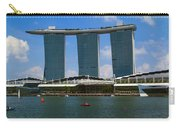 Singapore Ship Top Carry-all Pouch