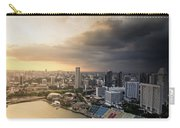 Singapore Storm Brewing Carry-all Pouch