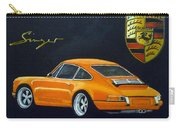 Singer Porsche Carry-all Pouch