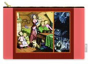 Singing Away November's Rain Carry-all Pouch