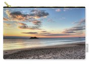 Singing Beach Manchester Ma Sunrise Island Carry-all Pouch