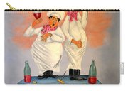Singing Chefs Carry-all Pouch