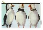 Singing Carry-all Pouch by Phyllis Howard