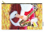 Singing Santa Carry-all Pouch