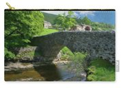 Single Arch Stone Bridge - P4a16018 Carry-all Pouch