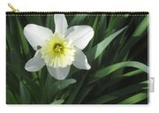 Single Daffodil Carry-all Pouch