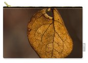 Single Fall Leaf Carry-all Pouch