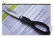 Single Finger Scissor Carry-all Pouch