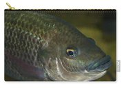 Single Fish Swimming Carry-all Pouch