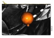 Single Orange Berry Carry-all Pouch