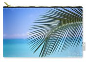 Single Palm Frond Carry-all Pouch