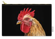 Single Rooster Carry-all Pouch