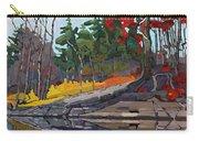 Singleton Autumn Carry-all Pouch