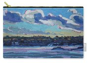 Singleton Solstice Stratocumulus Carry-all Pouch by Phil Chadwick
