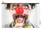 Sinister Clown Carry-all Pouch