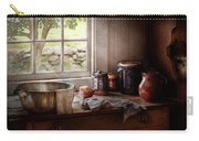 Sink - The Morning Chores Carry-all Pouch by Mike Savad