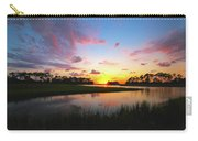 Sink Creek Sunset Carry-all Pouch