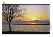Sinking Sun Carry-all Pouch