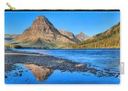 Sinopah Mountain Panoramic Reflections  Carry-all Pouch