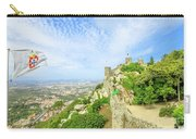 Sintra Castle Aerial Carry-all Pouch