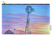 Sioux County Sunrise Carry-all Pouch