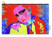 Siouxsie With Dragon Tattoo Carry-all Pouch