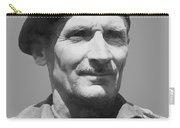 Sir Bernard Law Montgomery  Carry-all Pouch