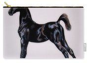 Sir Clarence Ronald - Saddlebred Colt Carry-all Pouch
