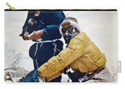 Sir Edmund Hillary Carry-all Pouch