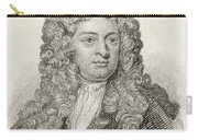 Sir John Vanbrugh, 1664 To 1726 Carry-all Pouch