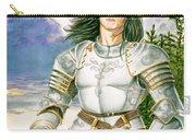 Sir Lancelot Carry-all Pouch by Melissa A Benson
