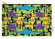 Sir Mbonu Christhe Arts Of Textile Designs #30 Carry-all Pouch