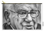 Sir Nicholas Winton Carry-all Pouch