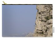 Sir Of The Rocks Carry-all Pouch