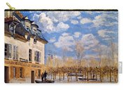 Sisley: Flood, 1876 Carry-all Pouch