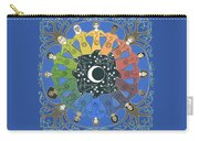 Sister Circle Carry-all Pouch by Karen MacKenzie