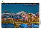 Sister Cities Pedestrian Bridge Carry-all Pouch