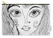 Sisterhood Of The Doodling Pens 4 Carry-all Pouch