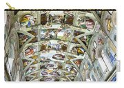 Sistine Chapel Carry-all Pouch