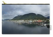 Sitka Alaska From The John O'connell Bridge Is A Cable-stayed Bridge 2015 Carry-all Pouch